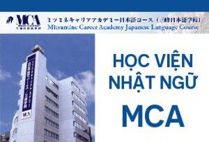 Trường Nhật Ngữ MCA Nhật Bản