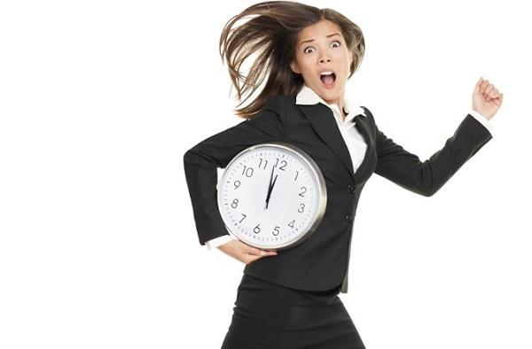 Luôn luôn đúng giờ