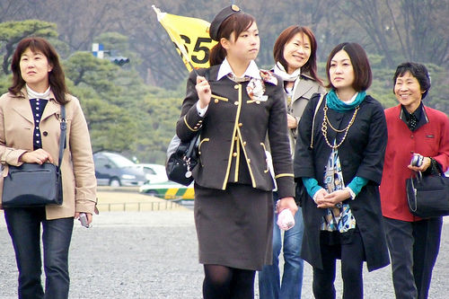 những chuyên ngành du lịch tại Nhật Bản