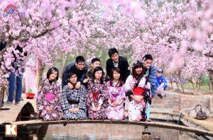 Tuyển sinh du học Nhật Bản – những ưu đãi chỉ có tại Năm Châu.