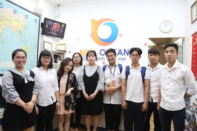 Công ty du học Hàn Quốc New Ocean