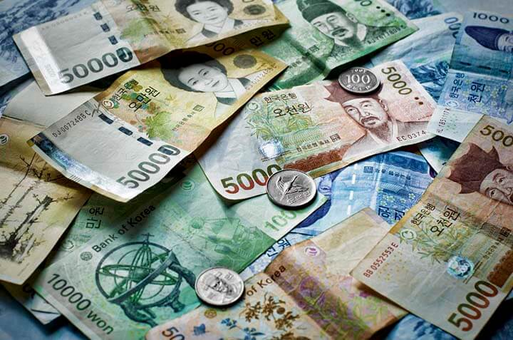 điều kiện tài chính khi đi du học hàn quốc