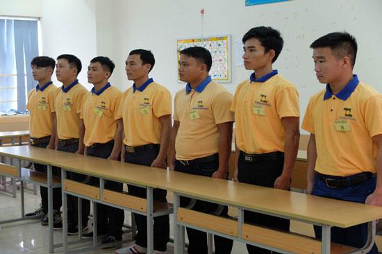 Trung tâm xuất khẩu lao động ở Quảng Ninh