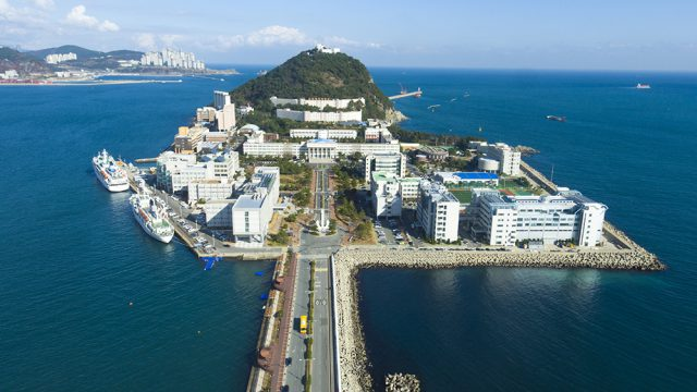 trường đại học ở busan Hàn Quốc