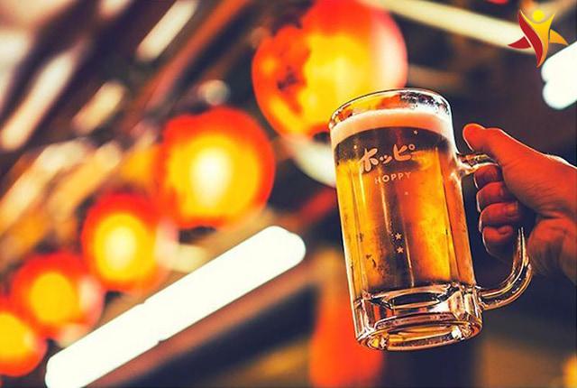 đồ uống nhật bản bia hoppy