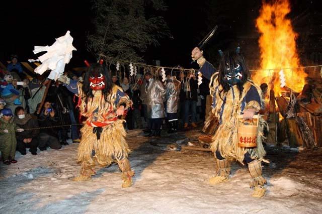 Lễ hội quỷ Namahage