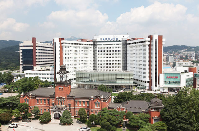Bệnh viện trường đại học quốc gia Hàn Quốc
