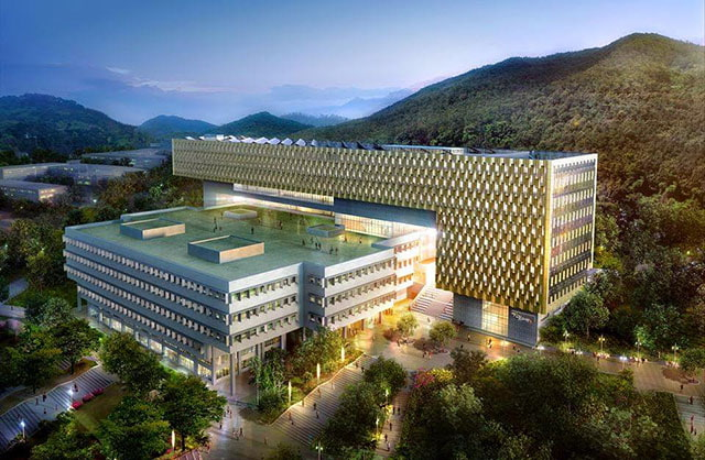 Thư viện trường đại học quốc gia Seoul Hàn Quốc