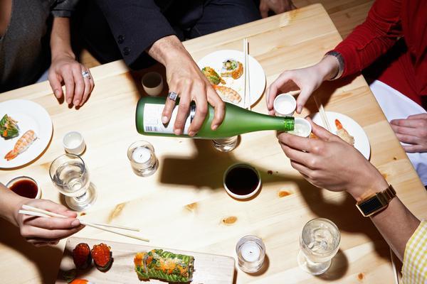Văn hóa ăn uống của người Nhật