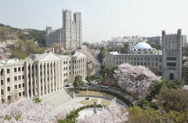 Trường visa thẳng hàn quốc-Đại Học Kyunghee - Seoul