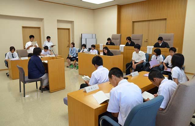 Đi du học Nhật Bản ngành luật
