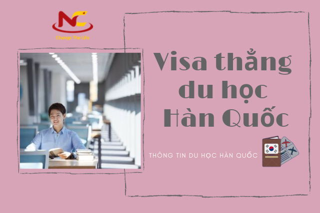 Du học Hàn Quốc visa thẳng