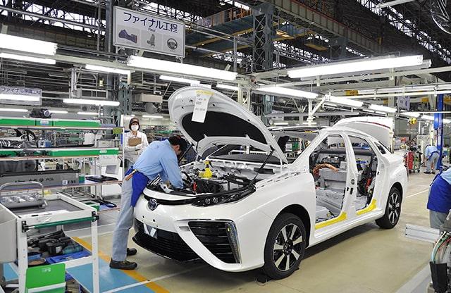 Du học ngành công nghệ ô tô tại Nhật Bản