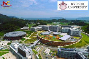 Tìm hiểu trường Đại học Kyushu, Nhật Bản