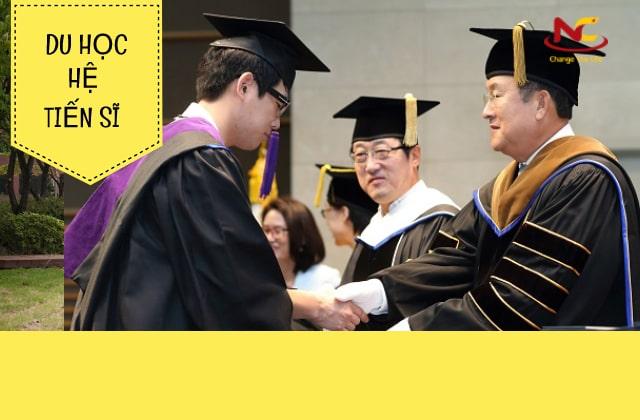 Các hình thức du học Hàn Quốc-Du học hệ Tiến sĩ