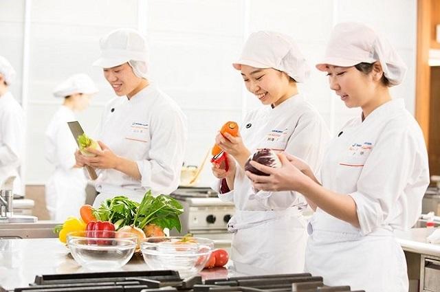 Du học ngành công nghệ thực phẩm tại Nhật Bản