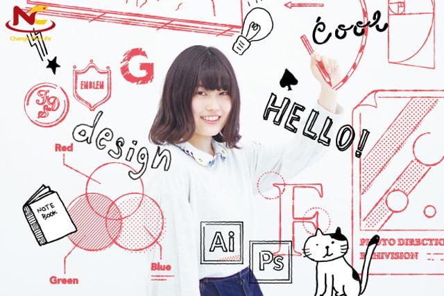 Du học ngành thiết kế đồ họa ở Nhật Bản