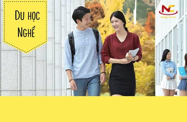 Các hình thức du học Hàn Quốc-Du học Nghề