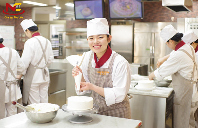 Du học sinh Nhật làm thêm vào kỳ nghỉ