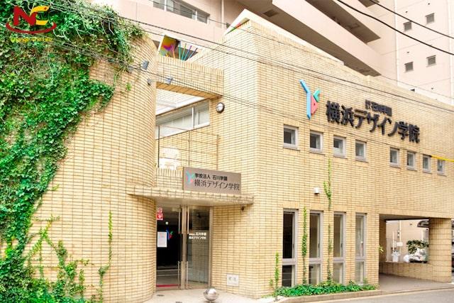 Học thiết kế đồ họa tại Học viện thiết kế Yokohama