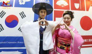 Văn hoá Nhật Bản và Hàn Quốc – Những nét tương đồng và khác biệt