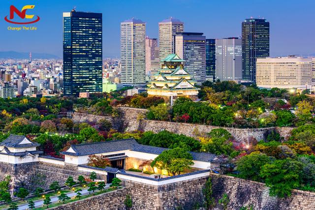 Thành cổ Osaka
