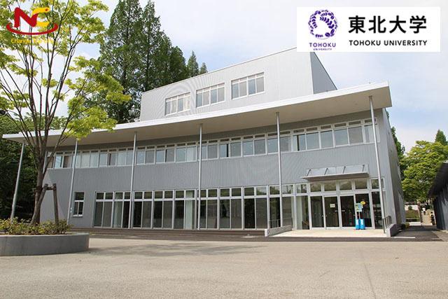 Thư viện trường đại học Tohoku