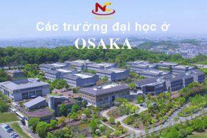 Danh sách trường Đại học ở Osaka chất lượng