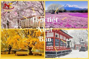 Tìm hiểu về thời tiết Nhật Bản trước khi sang Nhật
