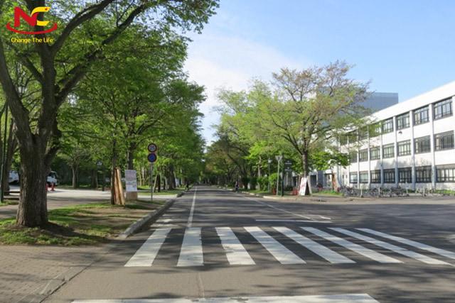 cơ sở Hakodate Đại học Hokkaido