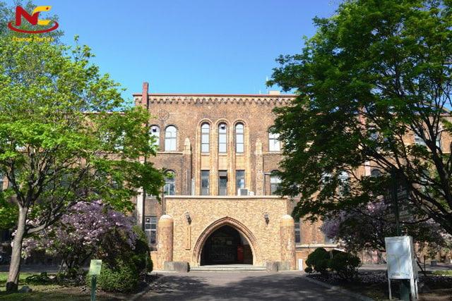 Trường đại học Hokkaido tốt nhất nhật bản