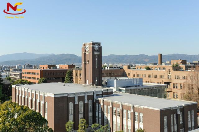 trường đại học kyoto tại Nhật Bản