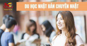 Du học Nhật Bản chuyên ngành tiếng Nhật – sự khởi đầu hoàn hảo