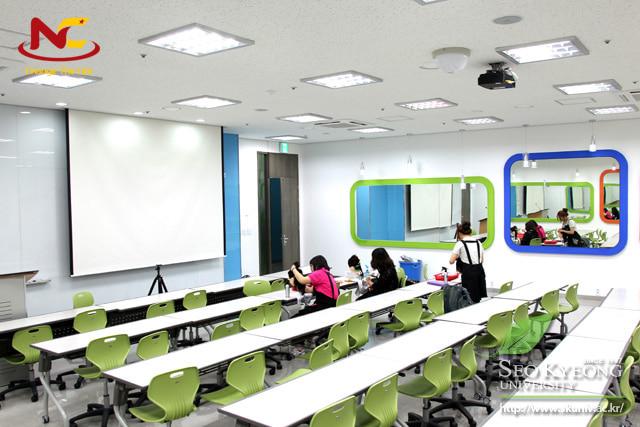 trường tốt nhất đào tạo ngành làm đẹp tại Hàn Quốc