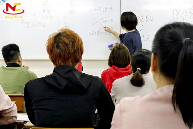 Du học Nhật Bản chuyên ngành tiếng Nhật