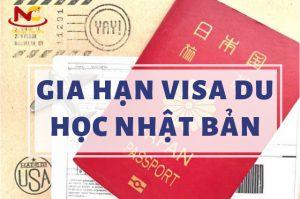 Gia hạn visa du học Nhật Bản: Điều kiện và thủ tục