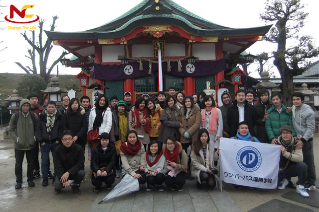 Top trường Nhật ngữ tốt nhất ở Osaka