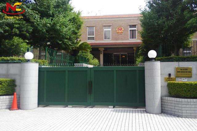Trụ sở Đại sứ quán Việt Nam tại Nhật Bản