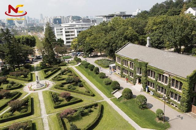 những trường đại học Hàn Quốc uy tín ở thành phố Seoul