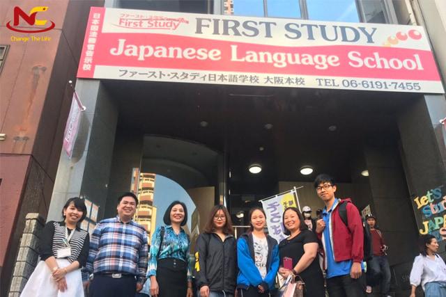 Nên chọn trường Nhật ngữ nào ở Osaka