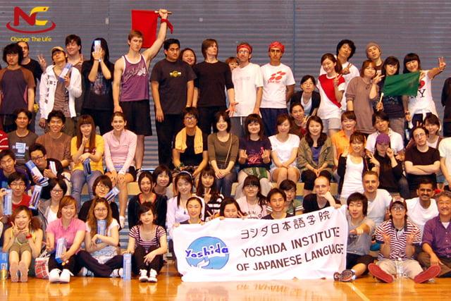 Top 10 trường Nhật ngữ ở Tokyo