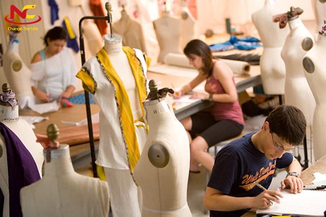 Trường Yokohama Nhật Bản chuyên dạy về thiết kế thời trang
