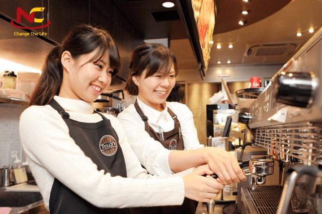 Xin việc làm thêm khi không có tiền du học Nhật Bản