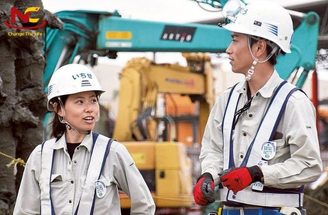 Du học tại Nhật ngành xây dựng