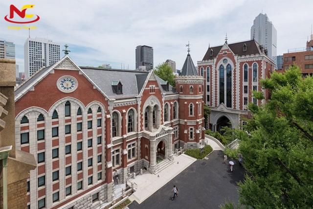 Du học ngành sư phạm tại trường đại học Keio Nhật Bản