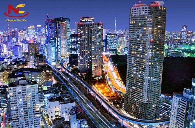 Thành phố Tokyo Nhật Bản