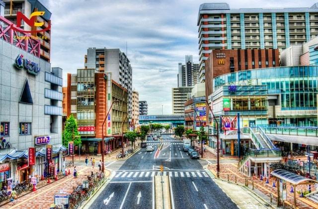 Danh sách các trường Nhật ngữ ở Osaka