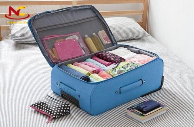 Mua vali gì đi du học Nhật
