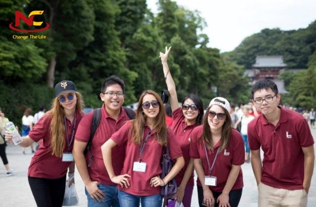 Sinh viên trường Đại học Waseda