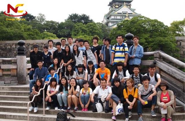 học viện Nhật ngữ Osaka